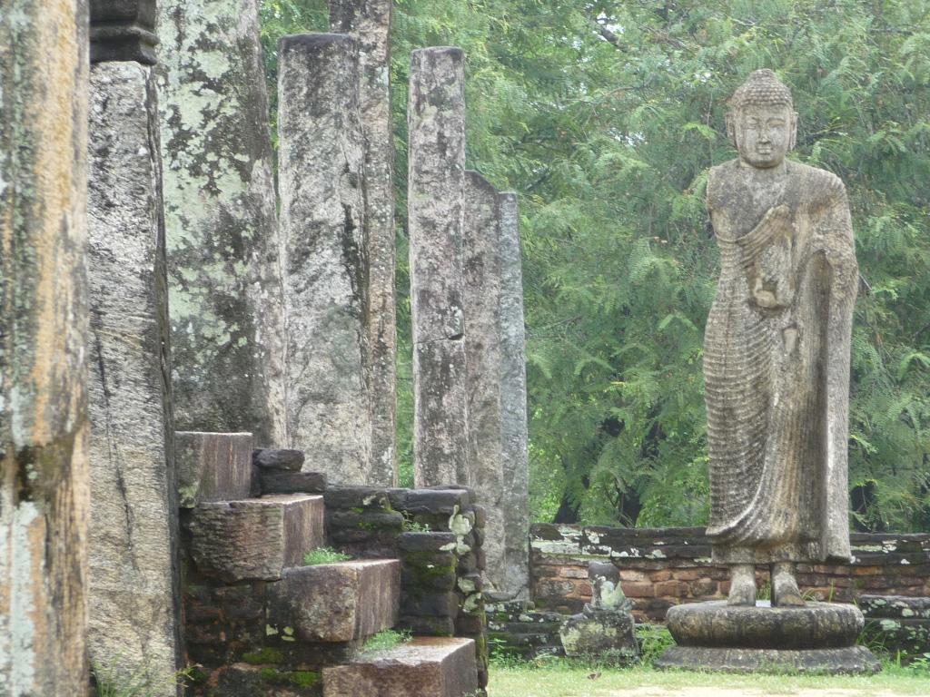 Quadrilatere de Polonnaruwa