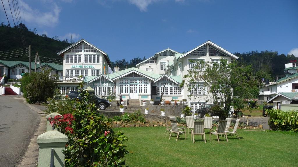 Alpine Hotel